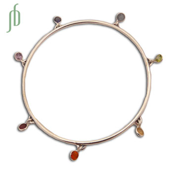 Well-being Zeven Chakra Armband Bangle